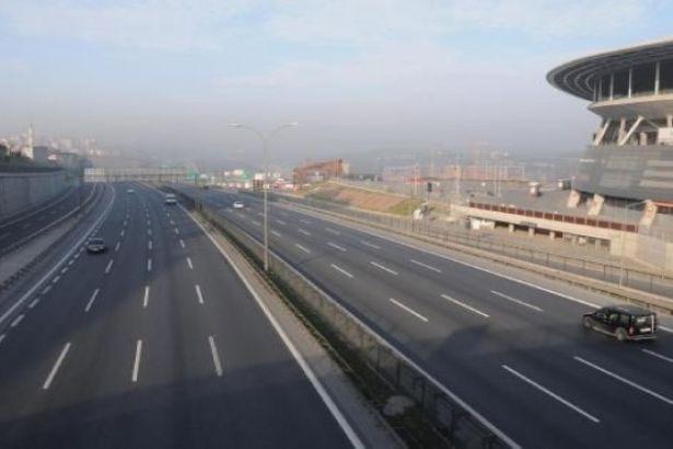 İstanbul'da trafik yoğunluğu çok şaşırttı