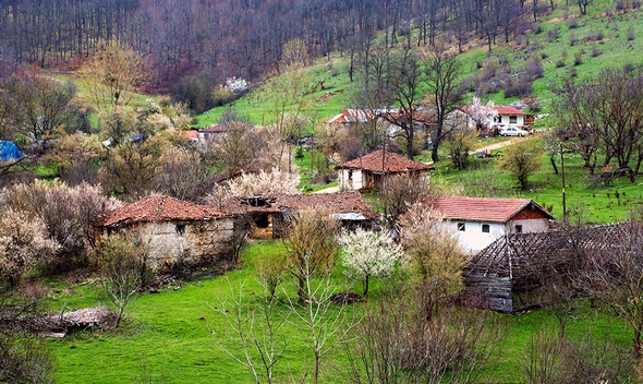 Karanlık Köy