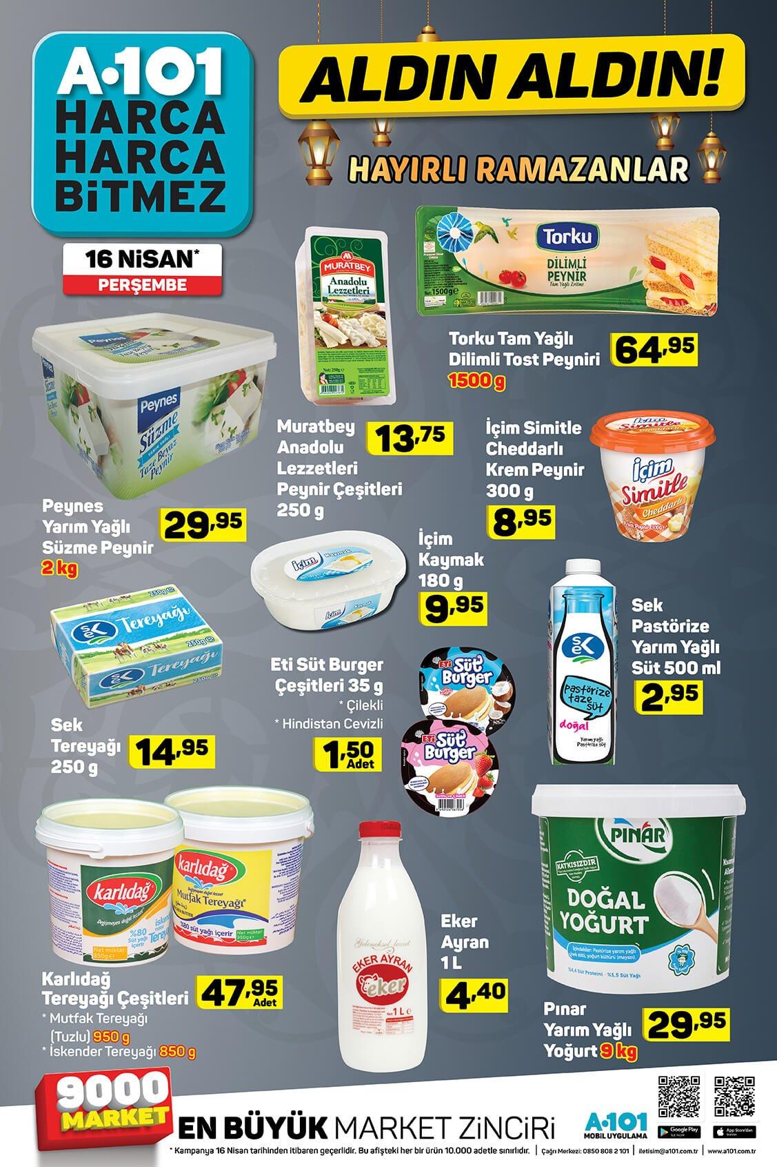 A101 16 Nisan 2020 İndirimli Ürünler - 10.Sayfa