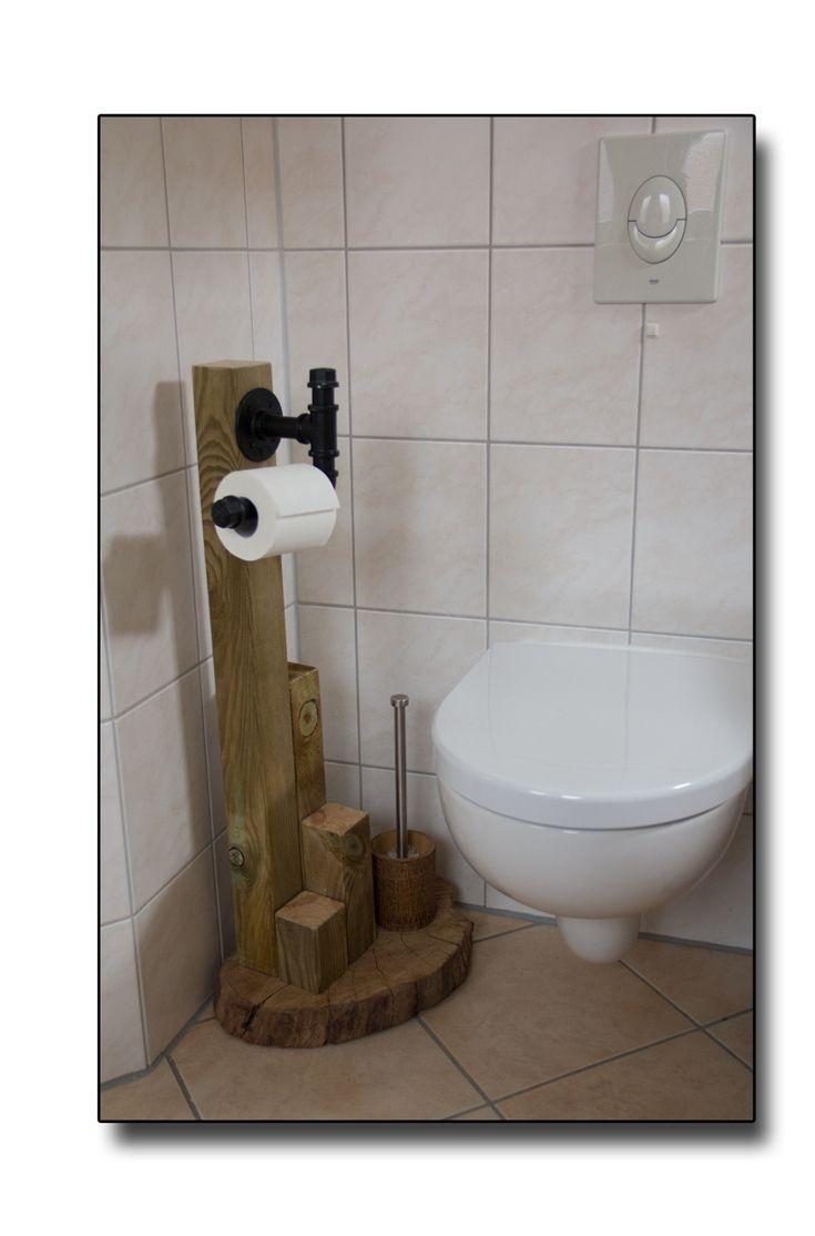 Tuvalet Kağıdını koymak için estetik aletler
