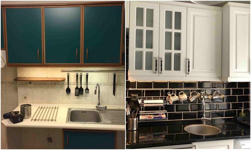 Mutfak Tasarımları ve Dekorasyonları