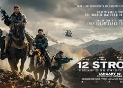 12 Strong Filmi