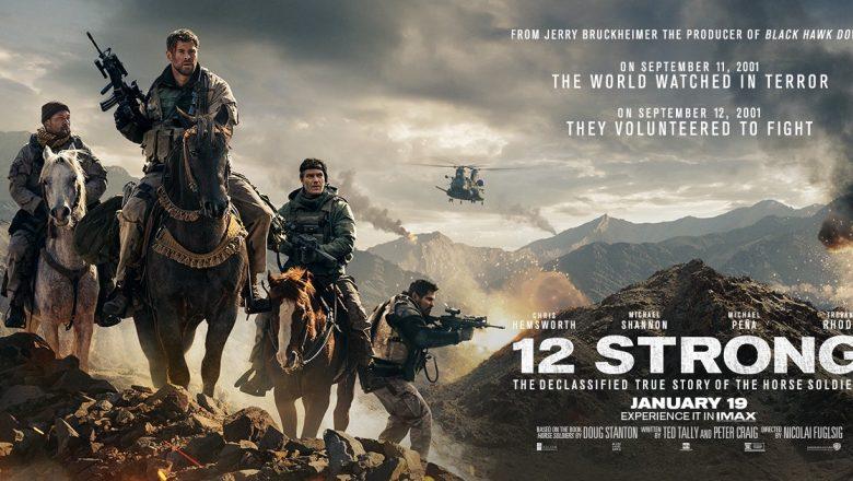 12 Strong Filmi Hakkında