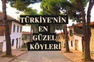 Türkiye' nin En Güzel Köyleri
