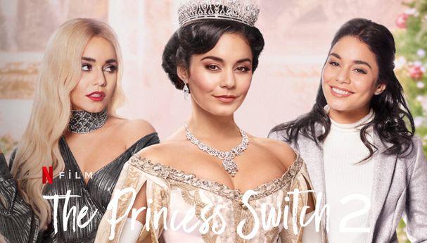 The Princess Switch 2 Konusu ve Oyuncuları