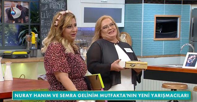 Gelinim Mutfakta Semra Demirci ve Nuray Çabuk Kimdir?