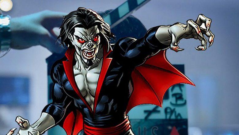 Morbius: Yaşayan Vampir Filmi