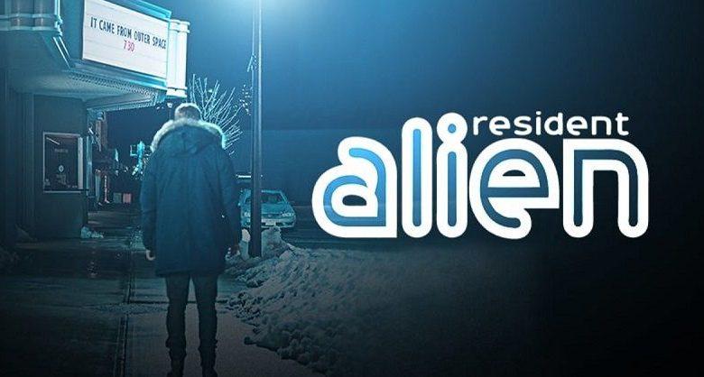 Resident Alien Dizisi