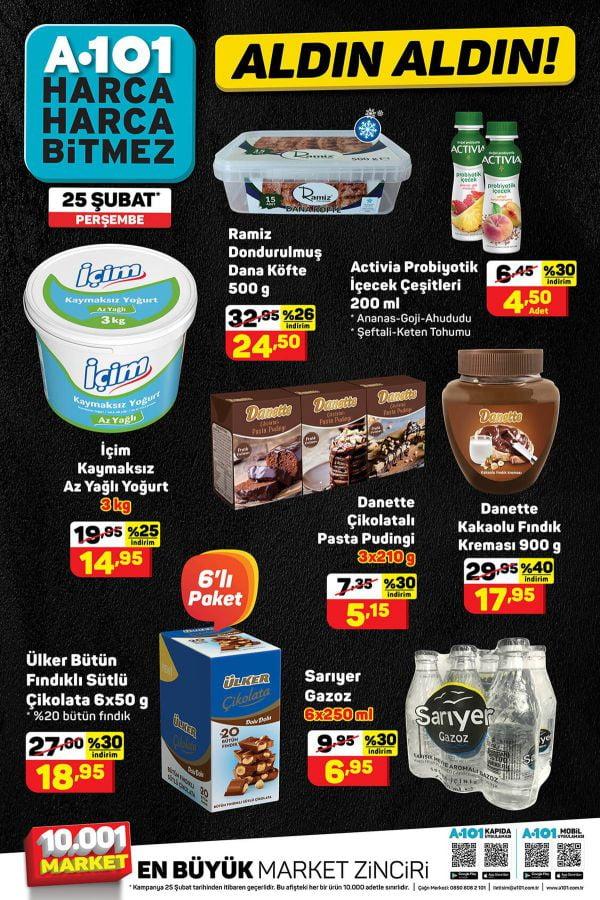 A101 25 Şubat 2021 İndirimli Ürünler Kataloğu - 8.Sayfa