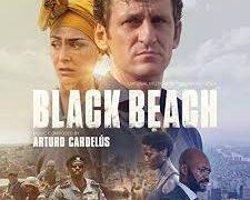 Black Beach Afiş