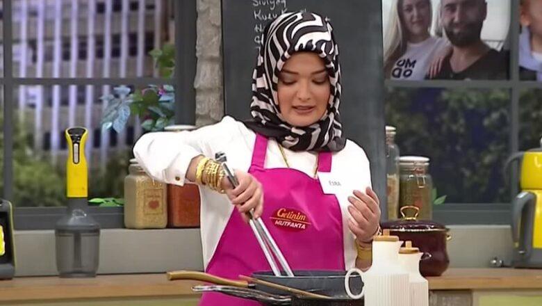Gelinim Mutfakta Esra Birinci Kimdir