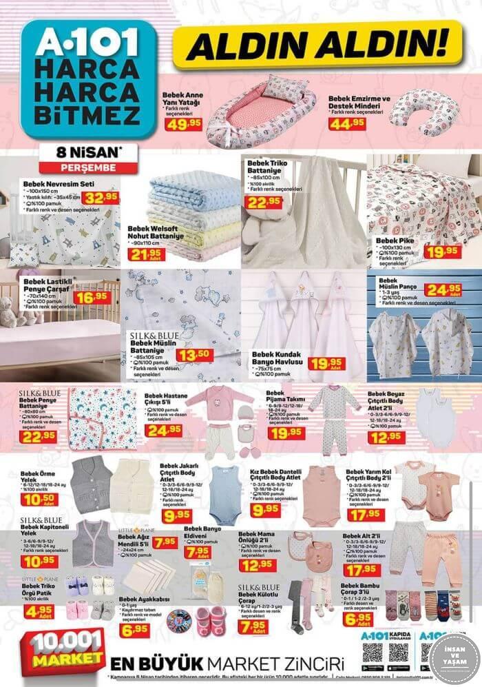 A101 8 Nisan 2021 Aktüel Ürünler Kataloğu - 4.Sayfa
