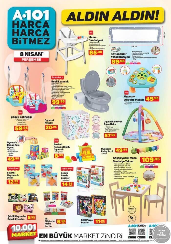 A101 8 Nisan 2021 Aktüel Ürünler Kataloğu - 6.Sayfa