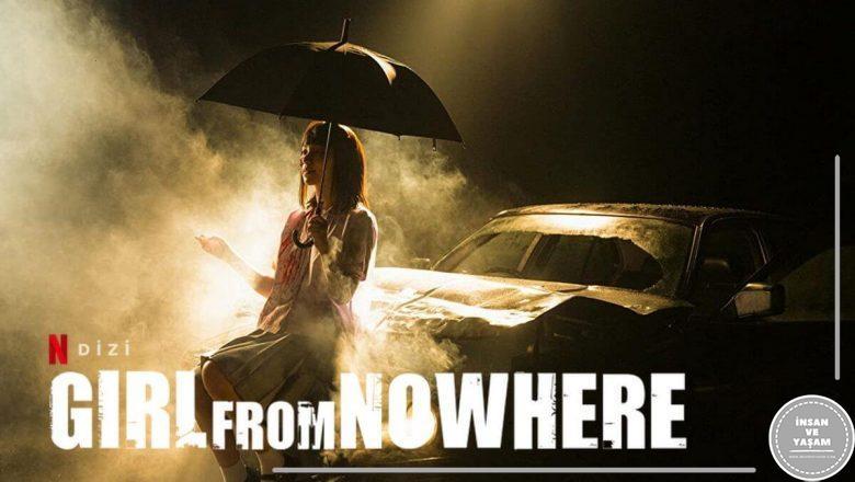 Girl from Nowhere Dizisi Konusu ve Oyuncuları | Netflix